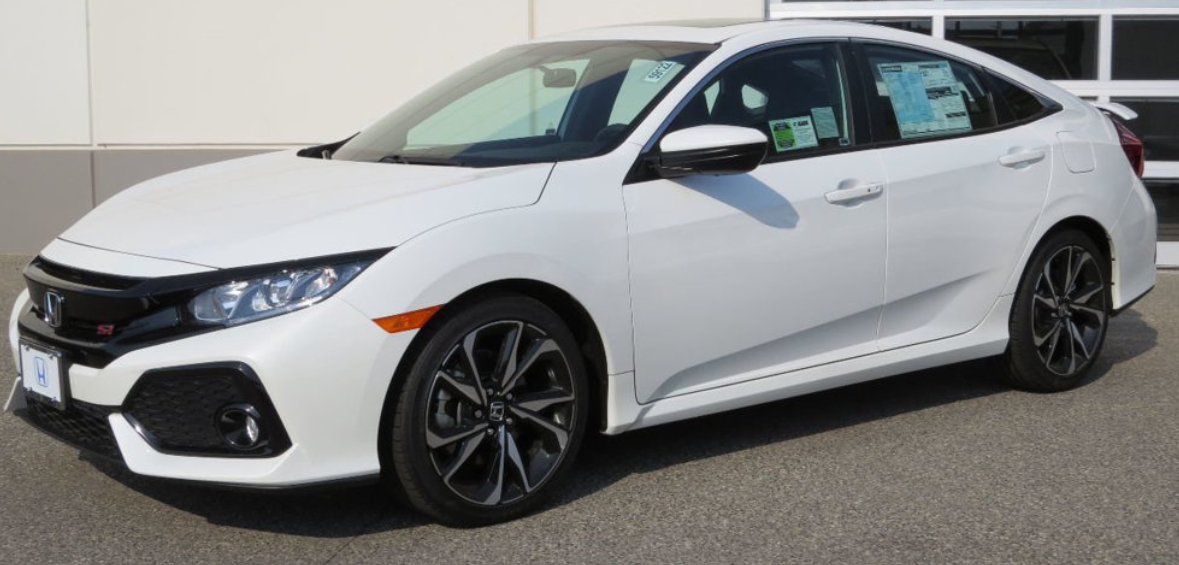 62 All New 2020 Honda Civic Si Performance and New Engine