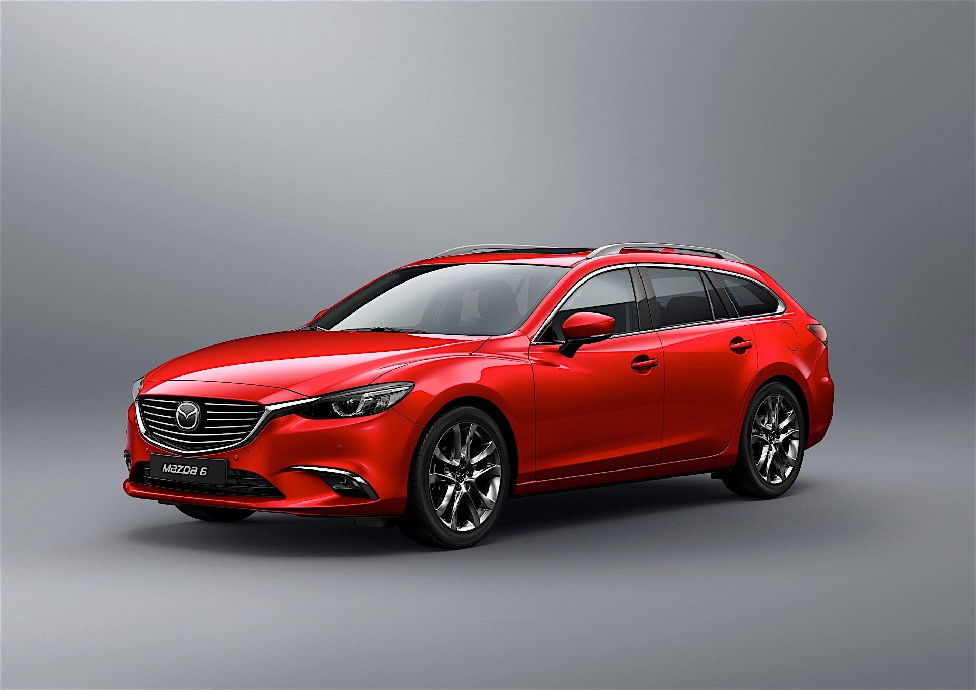 62 All New 2020 Mazda 6 First Drive