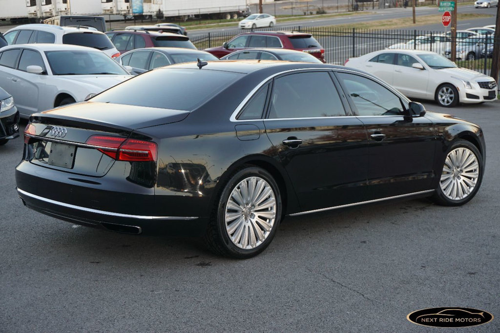 62 All New Audi A8 Overview