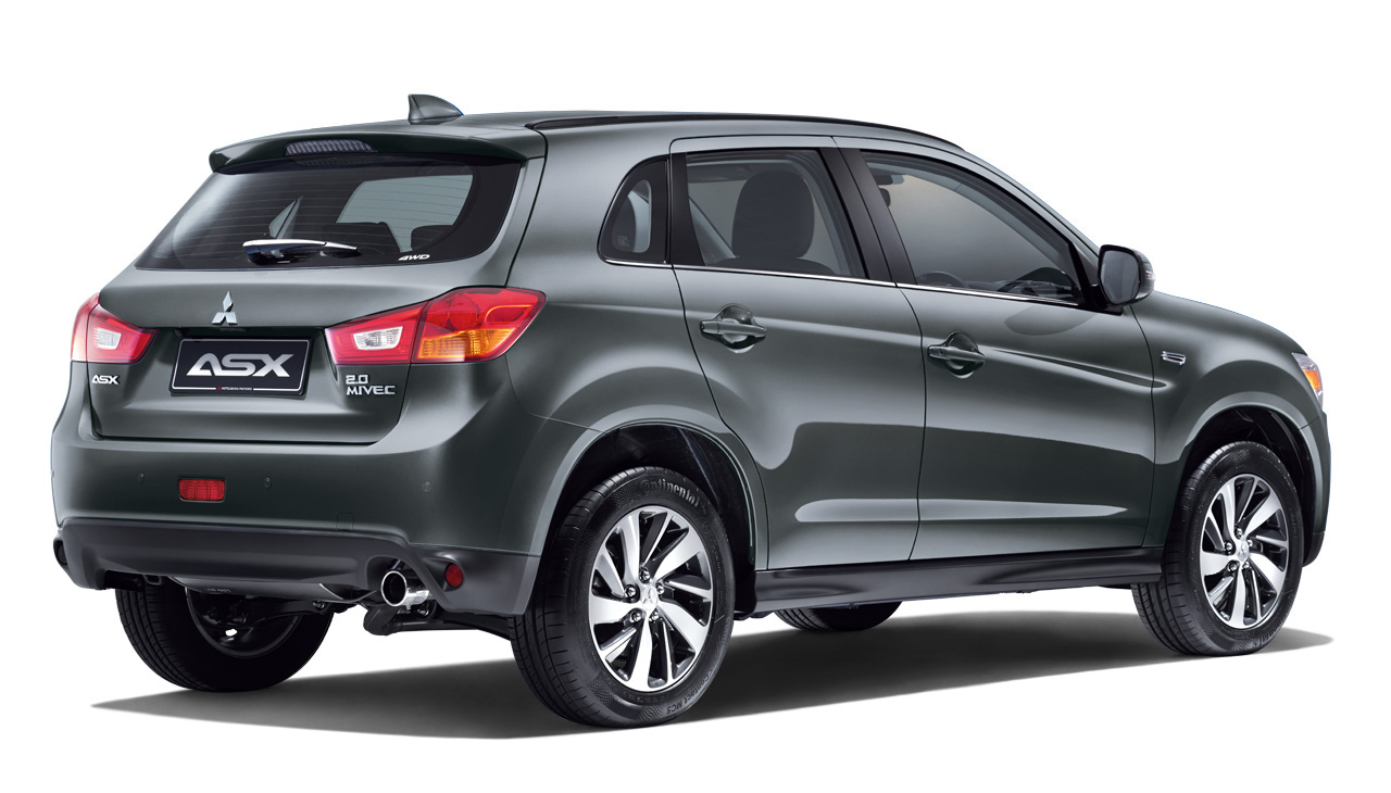62 All New Mitsubishi Asx Rumors