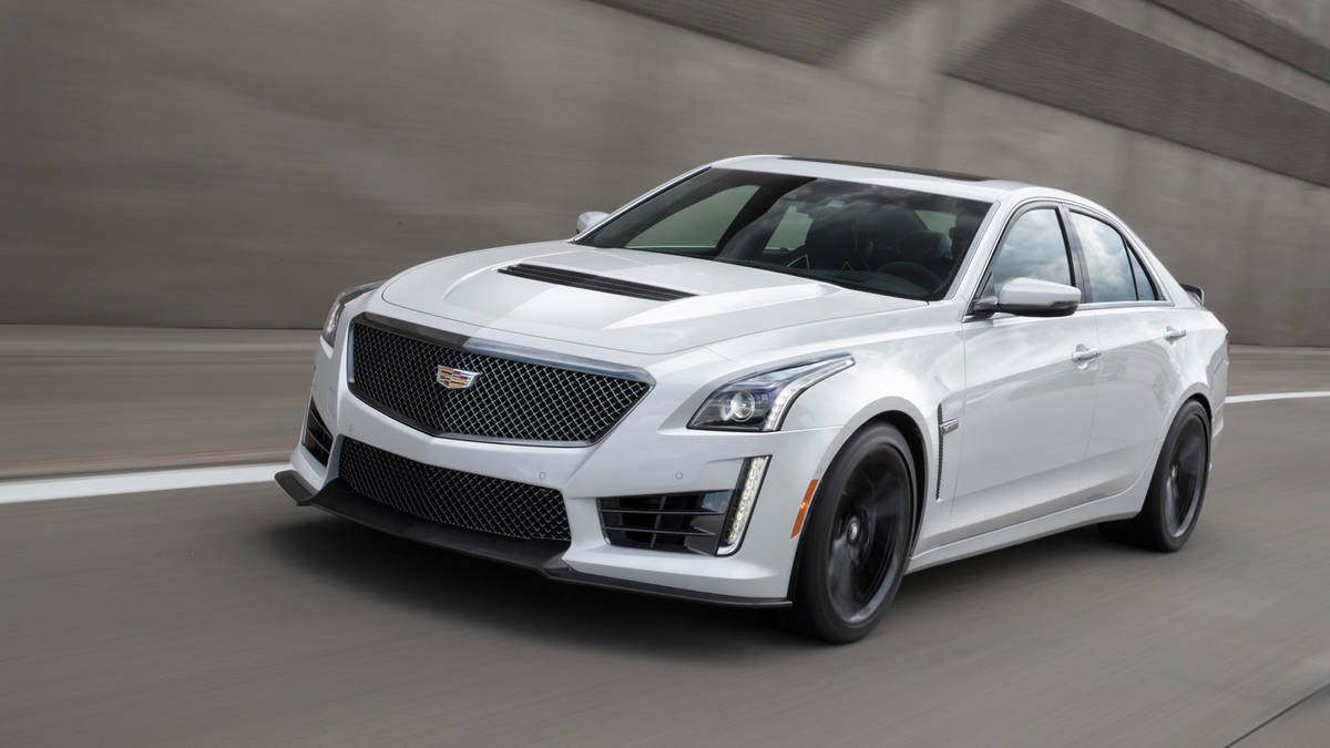 62 Best 2019 Cadillac Cts V Speed Test