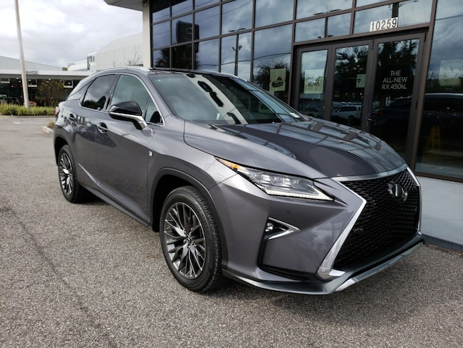 62 Best 2019 Lexus Rx 350 F Sport Suv Wallpaper