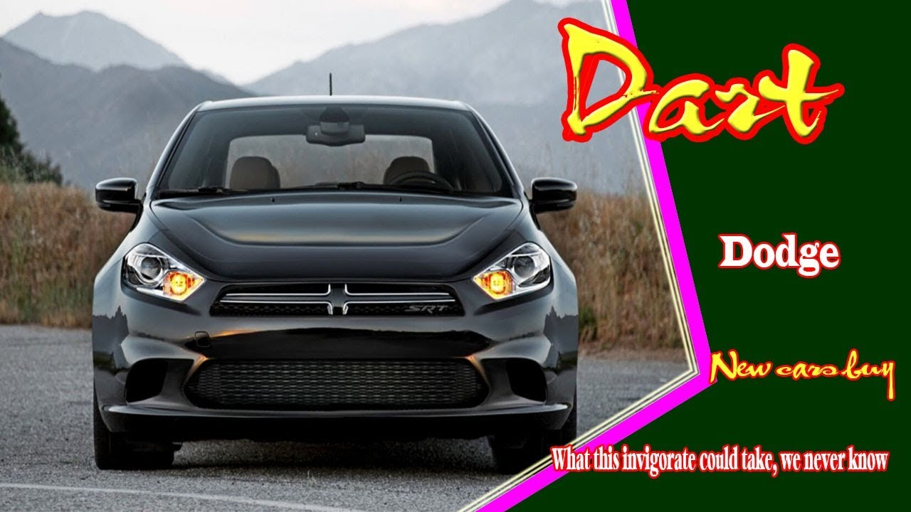 62 Best 2020 Dodge Dart SRT Concept and Review