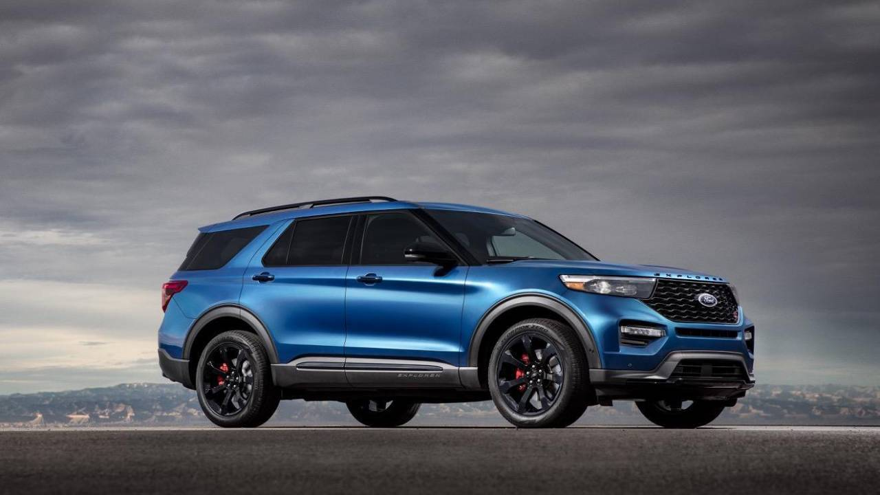 62 Best 2020 The Ford Explorer Release Date and Concept