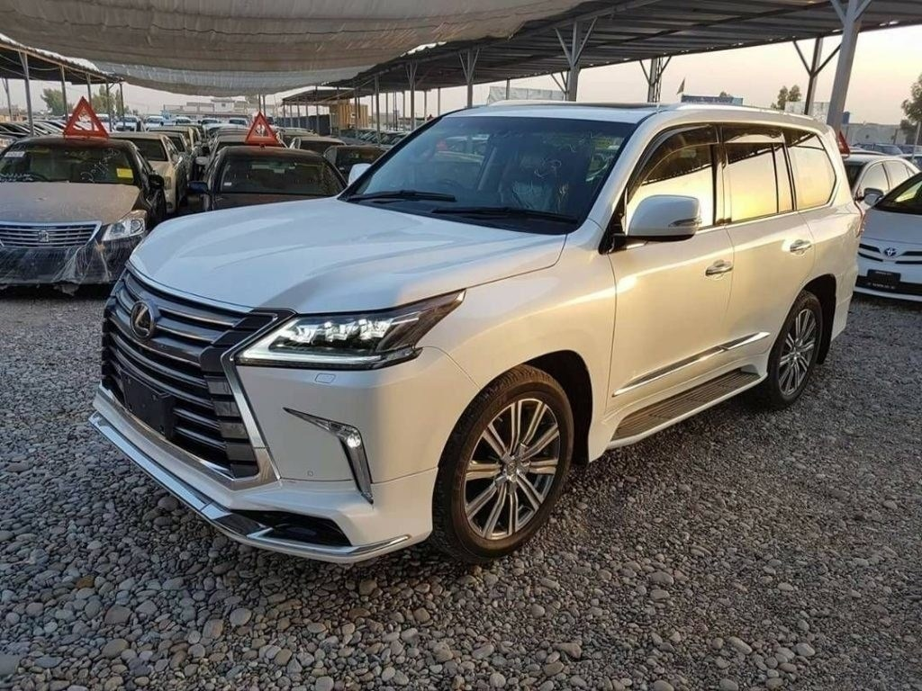 62 New 2020 Lexus LX 570 Redesign