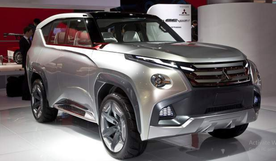 62 New 2020 Mitsubishi Montero Spy Shoot