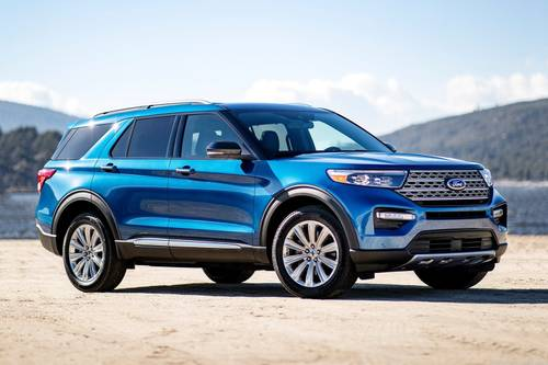 62 New 2020 The Ford Explorer Redesign