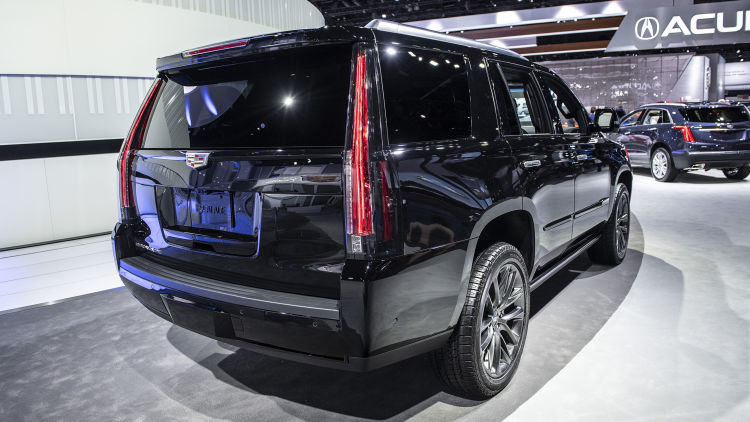 62 The 2019 Cadillac Escalade Vsport Configurations