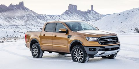 62 The 2019 Ford Ranger Usa Review