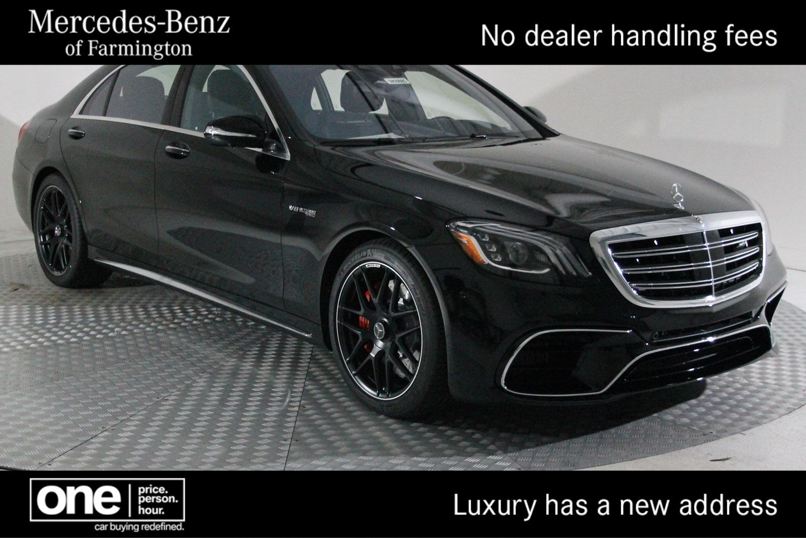62 The 2019 Mercedes S Class Exterior