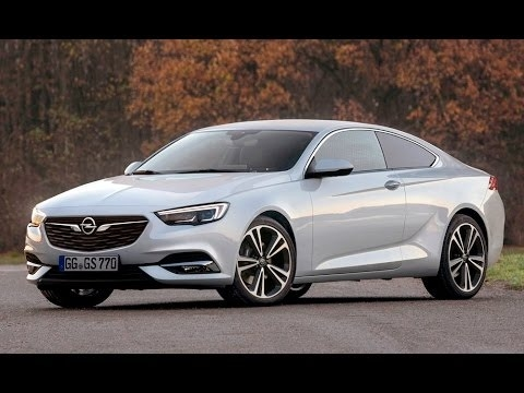 62 The 2019 New Opel Insignia Model