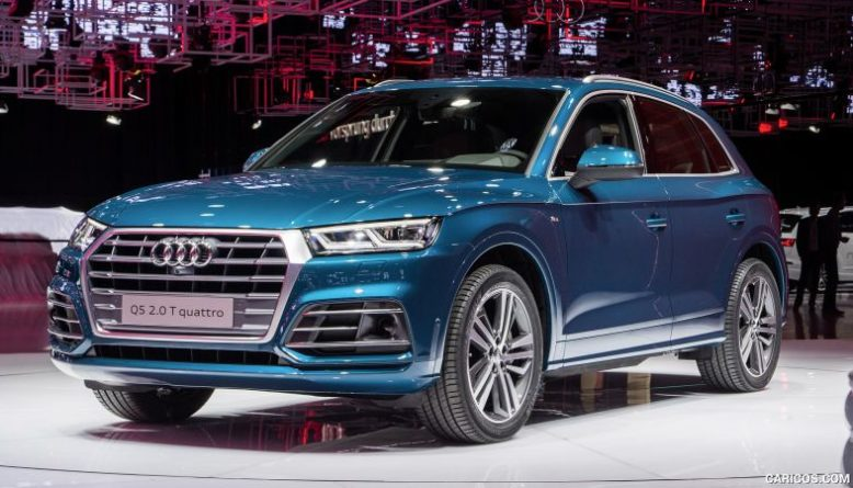 62 The 2020 Audi Sq5 Spy Shoot