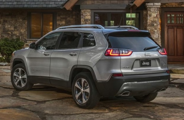 62 The 2020 Jeep Compass Wallpaper