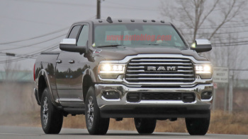 62 The 2020 Ram 3500 Exterior and Interior