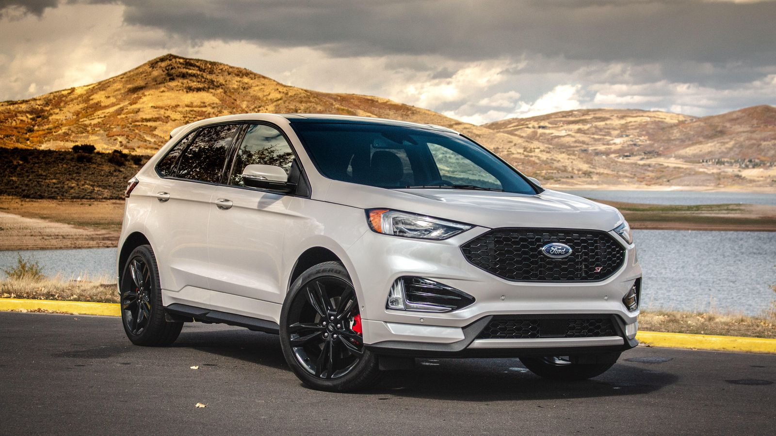 62 The Best 2019 Ford Edge Sport Redesign
