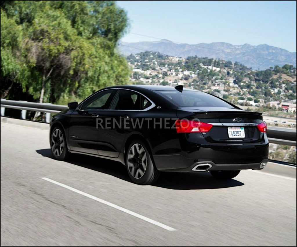 62 The Best 2020 Chevy Impala Ss Ltz Rumors
