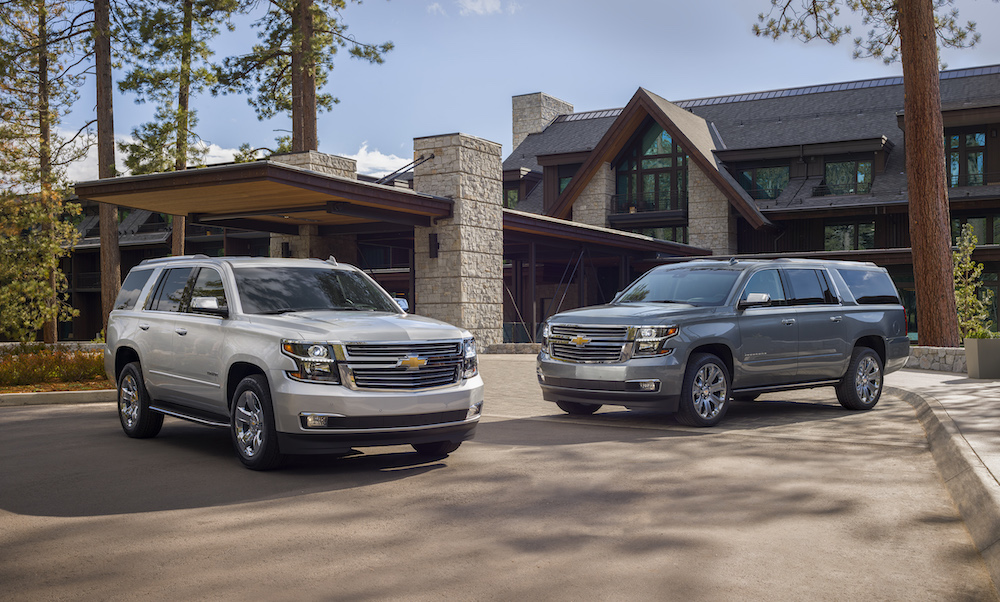 62 The Best 2020 Chevy Suburban Redesign and Review