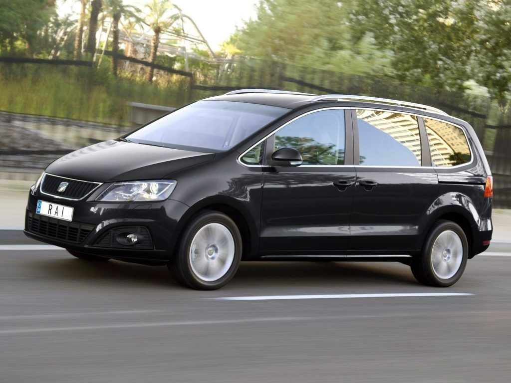 62 The Best 2020 Seat Alhambra Spy Shoot