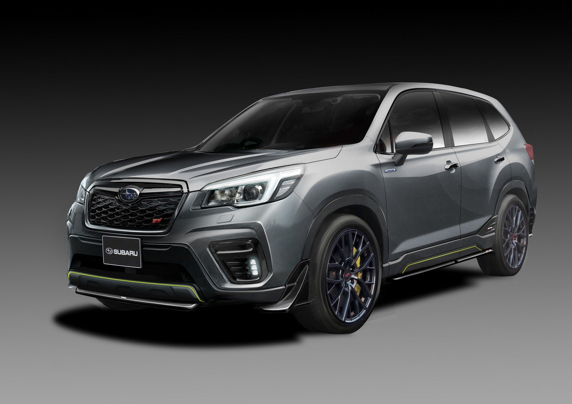 62 The Best 2020 Subaru Forester New Concept