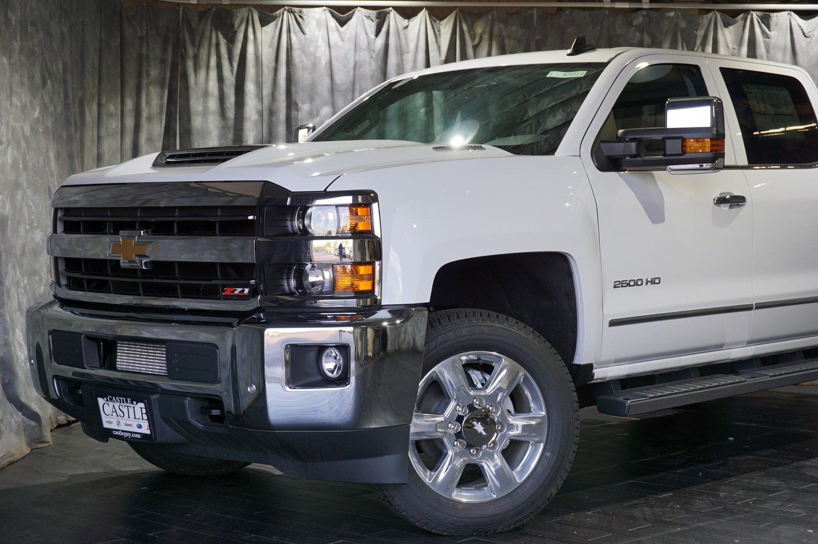 63 A 2019 Chevy Silverado Hd Price