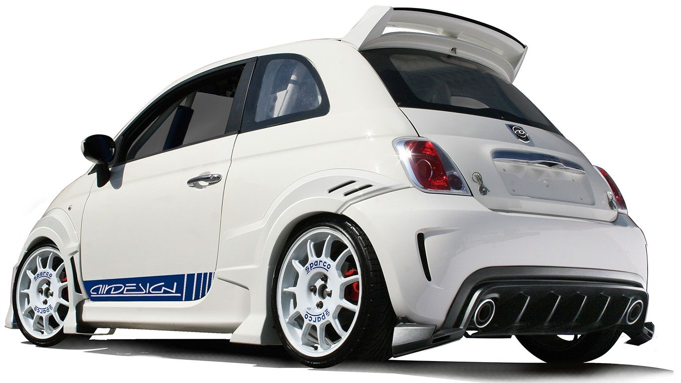 63 A 2020 Fiat 500 Abarth Redesign