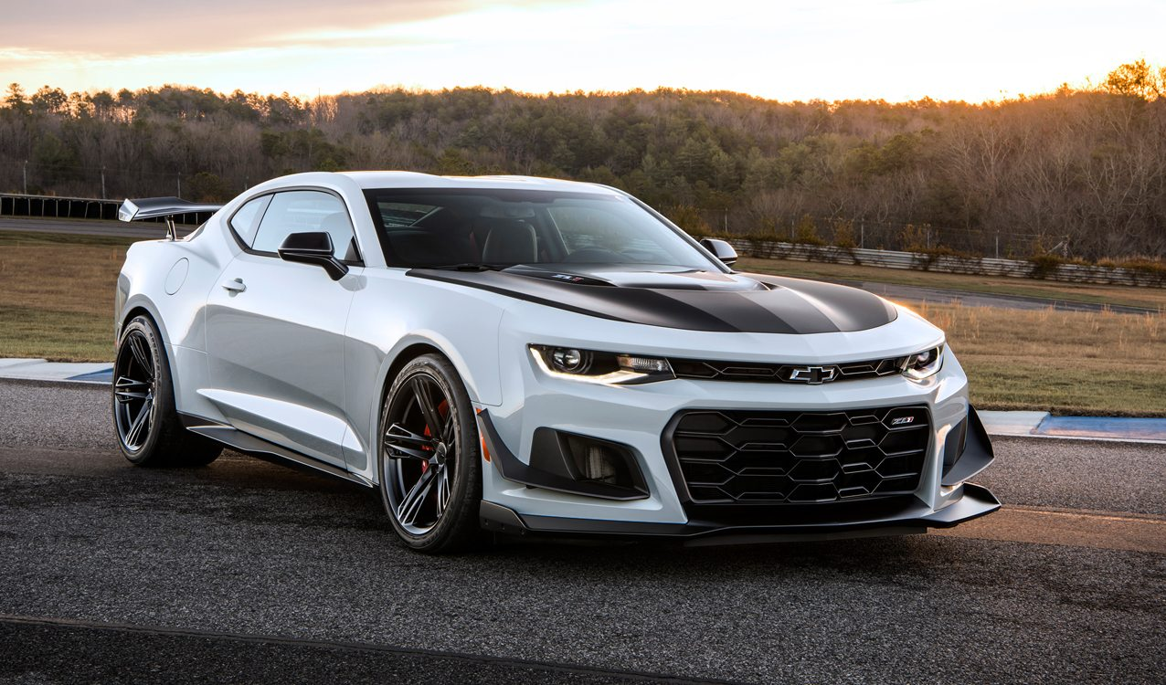 63 A 2020 The All Chevy Camaro Concept and Review