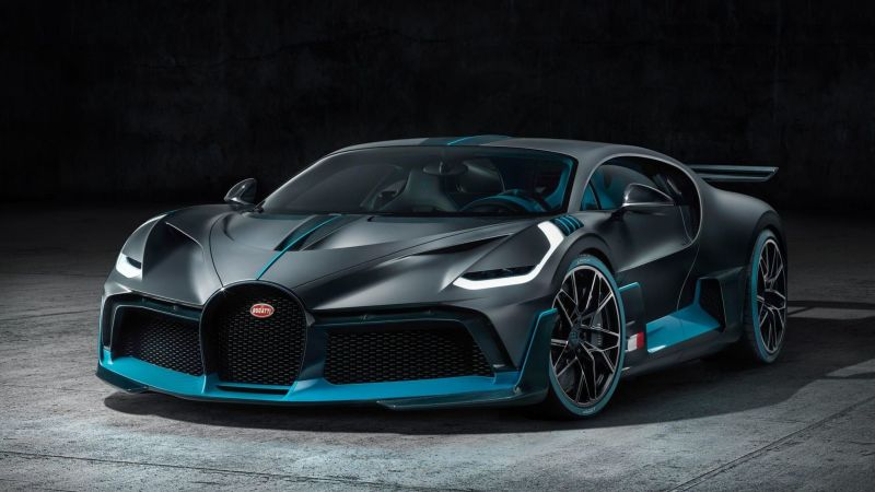 63 All New 2019 Bugatti Veyron Picture