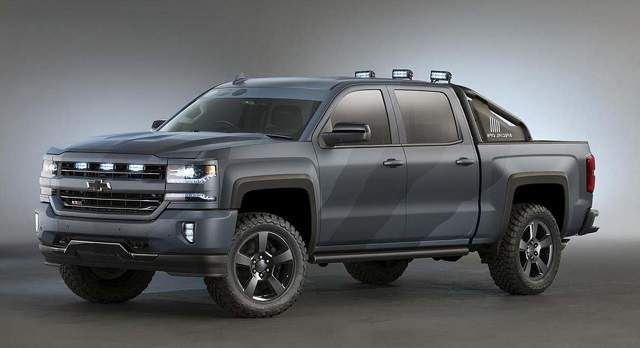 63 All New 2019 Chevy Cheyenne Ss Images
