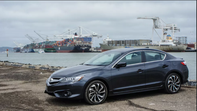 63 All New 2020 Acura ILX Speed Test