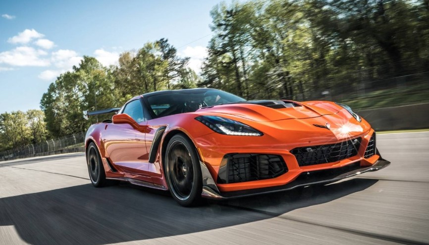 63 All New 2020 Corvette ZR1 Photos