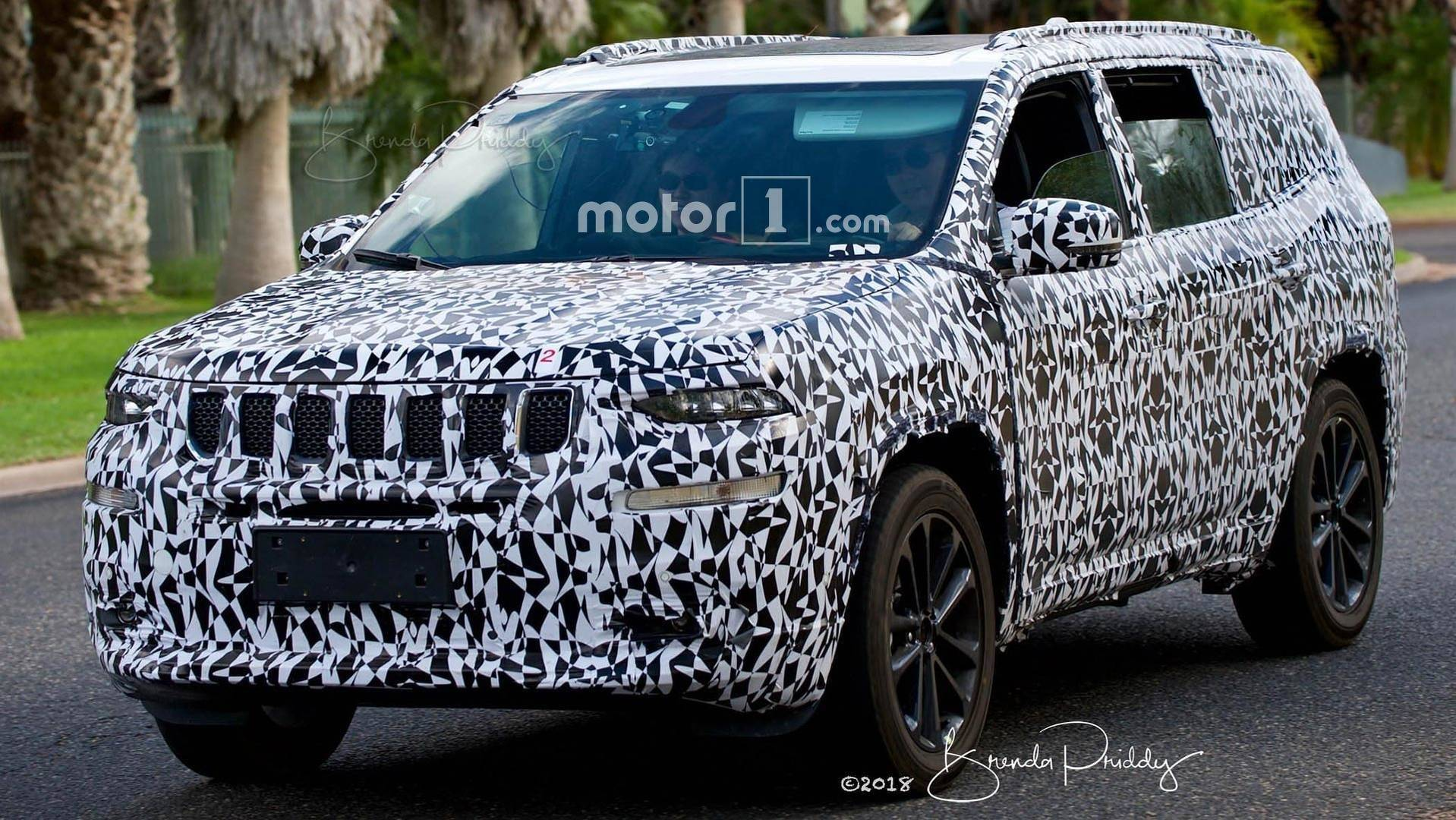63 All New 2020 Jeep Wagoneer Research New