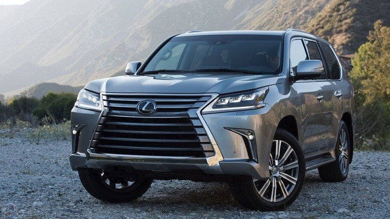 63 All New 2020 Lexus LX 570 Price and Review