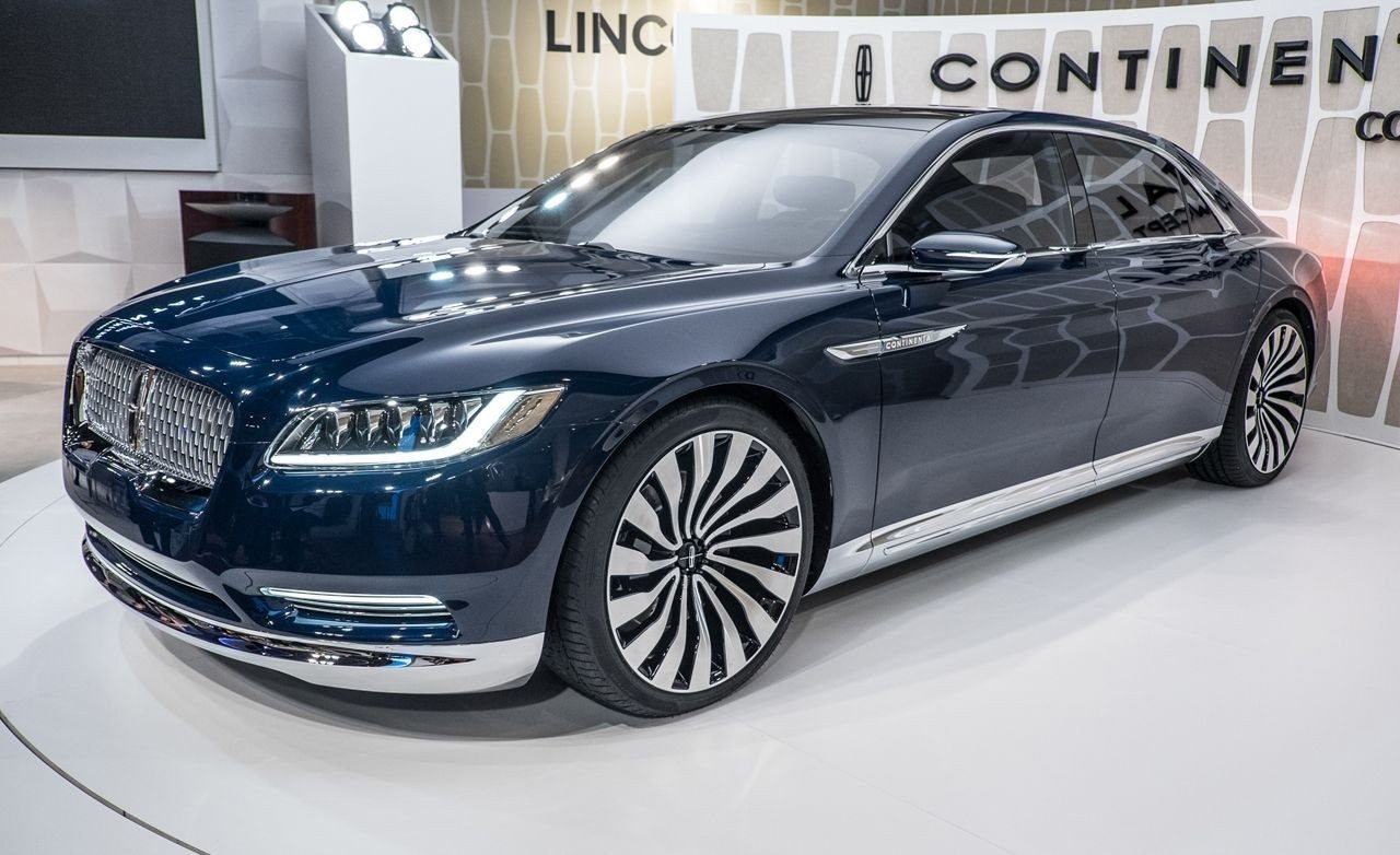 63 All New 2020 Lincoln Town Car Release Date and Concept