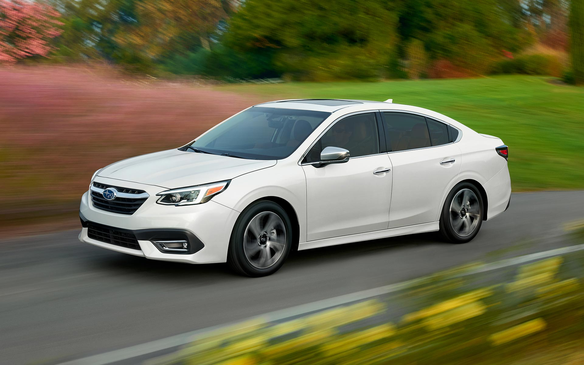 63 All New 2020 Subaru Legacy Configurations