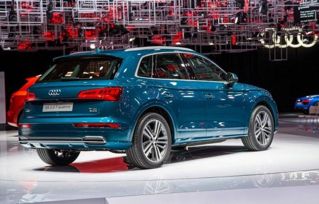 63 Best 2020 Audi Sq5 Concept and Review