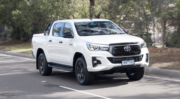 63 Best 2020 Toyota Hilux Picture
