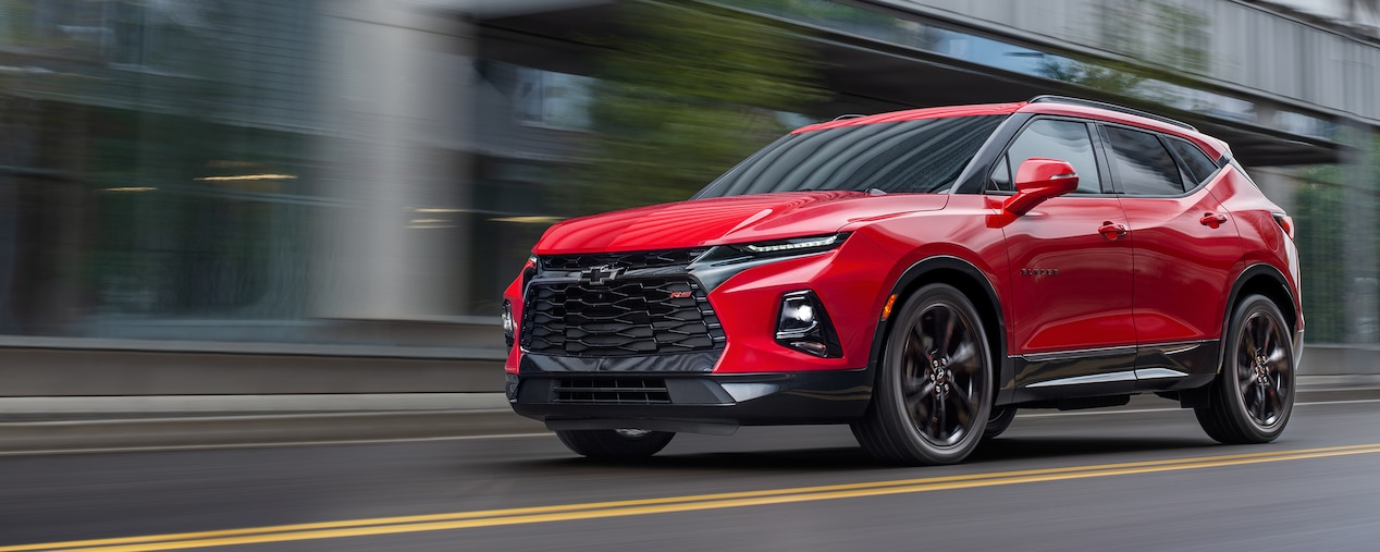63 New 2019 Chevy Trailblazer Redesign