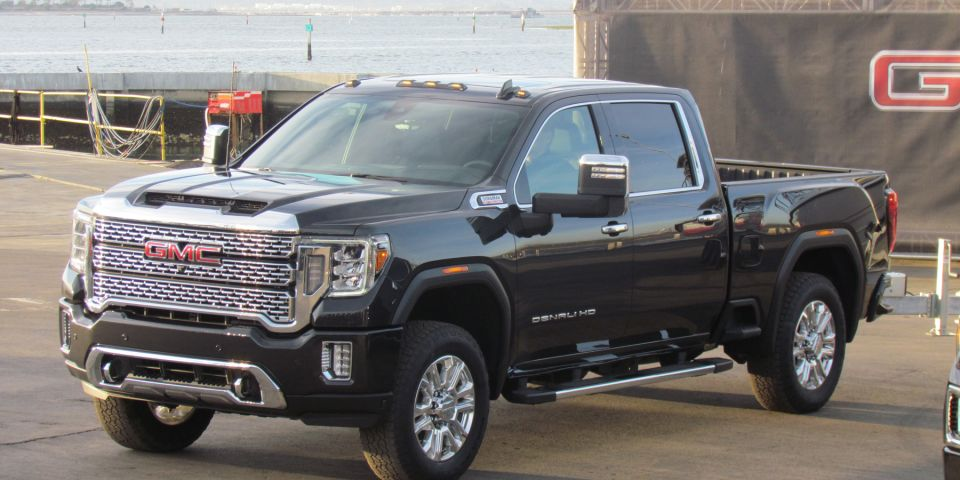 63 New 2020 GMC Sierra 2500Hd Redesign and Review