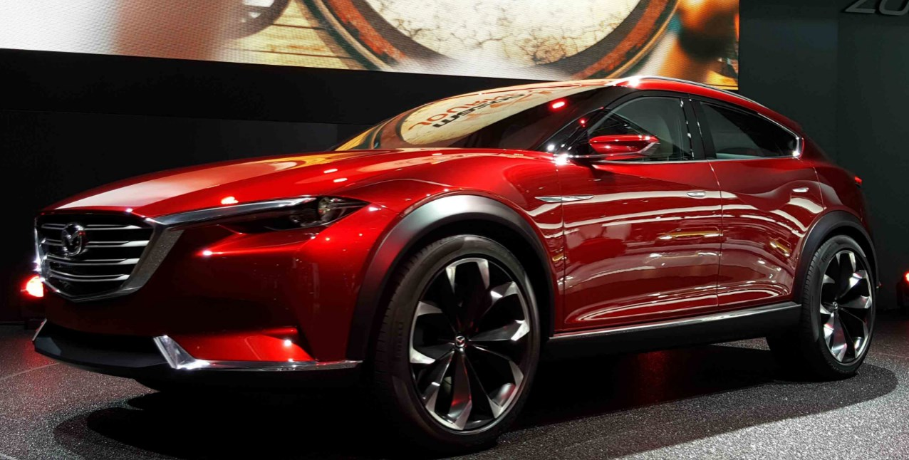 63 New 2020 Mazda Cx 7 Redesign and Concept