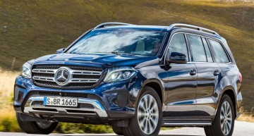 63 New 2020 Mercedes Gl Class Redesign and Review