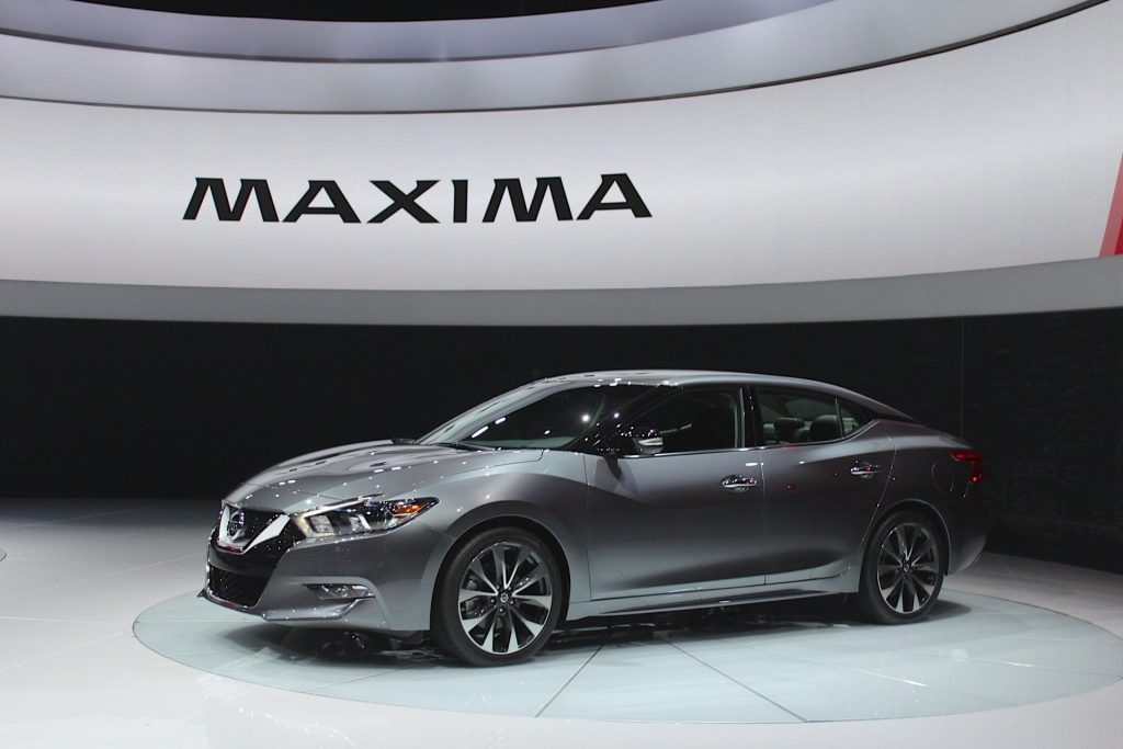 63 New 2020 Nissan Maxima Detailed Configurations