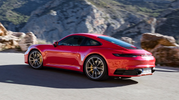63 New 2020 Porsche 911 Carrera Spy Shoot