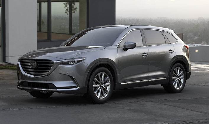 63 The 2019 Mazda Cx 9 Rumors Picture