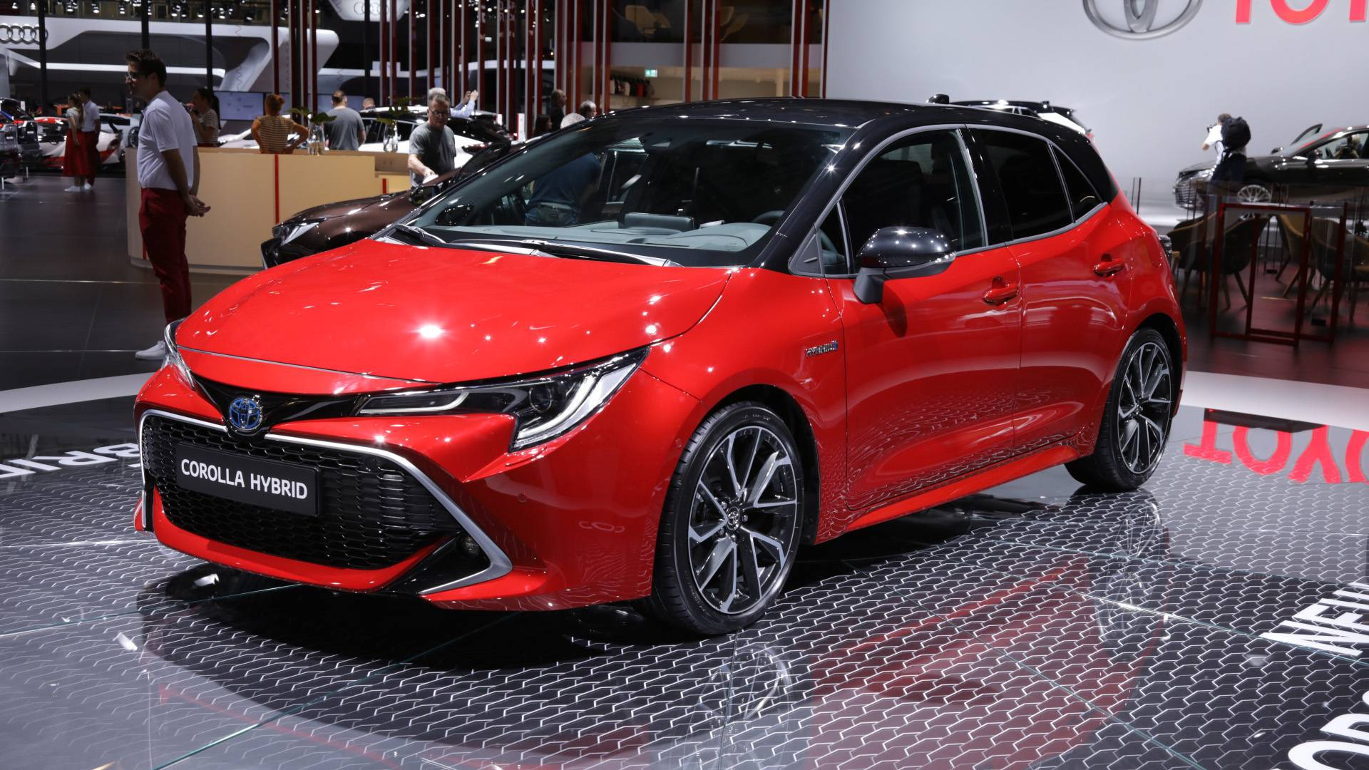 63 The 2019 Toyota Altis Concept and Review