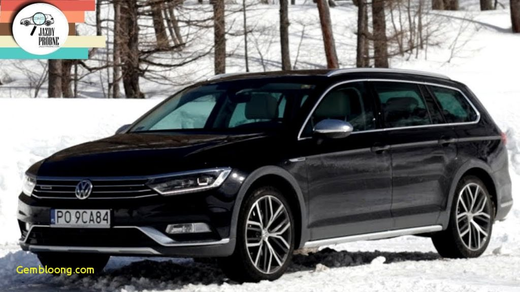63 The 2019 Vw Passat Alltrack Performance