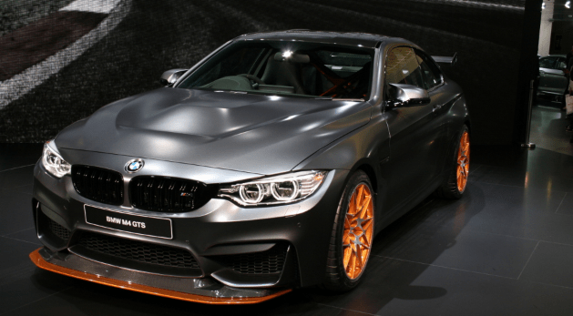 63 The 2020 BMW M4 Gts Ratings