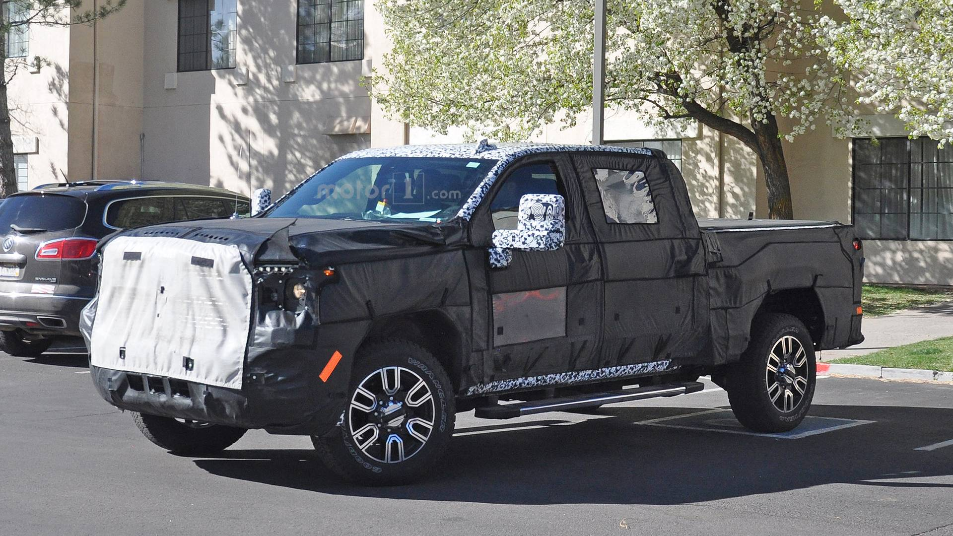 63 The 2020 GMC Sierra 2500Hd Pictures