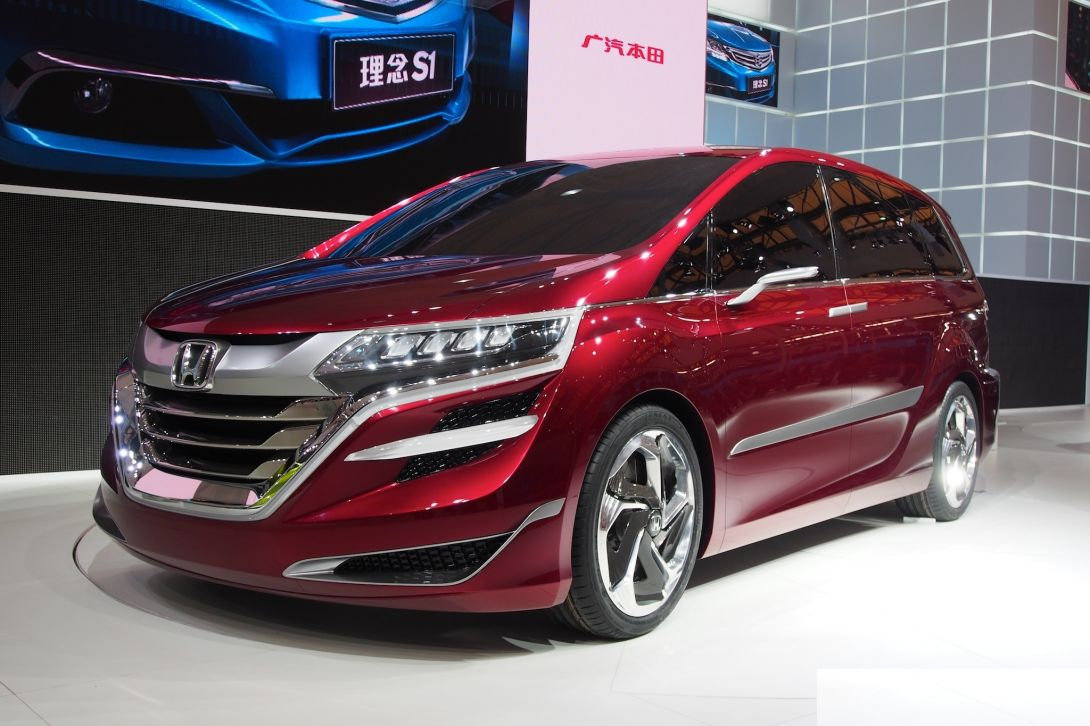 63 The 2020 Honda Odyssey New Review