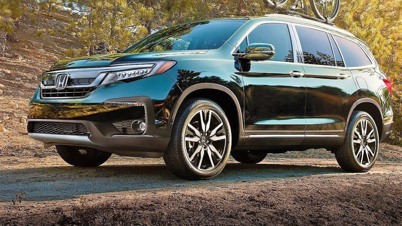 63 The 2020 Honda Pilot Spy Review