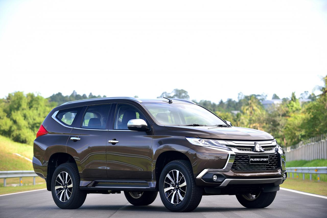 63 The 2020 Mitsubishi Montero Sport Price and Review